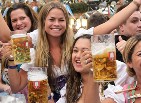 Munich Oktoberfest Party Guide 2016